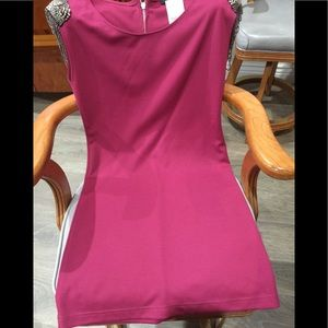 Cocktail dress with detailed sequence NWT